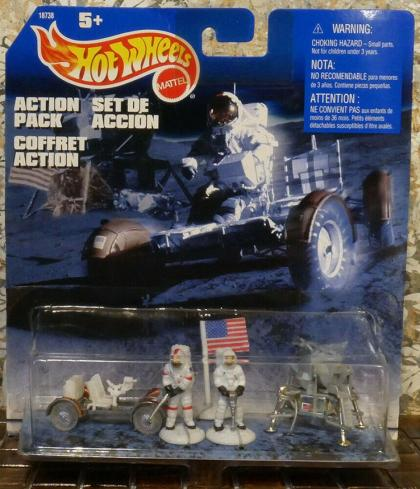 Hot Wheels Action Pack Apollo