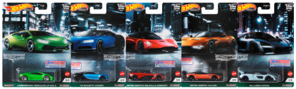 NOVIDADES NA ÁREA, SÉRIE COLLECTORS HOT WHEELS CAR CULTURE EXOTICS INVY 2021…
