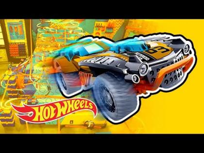 Epic Summer Track Builds! | Hot Wheels Unlimited | Hot Wheels