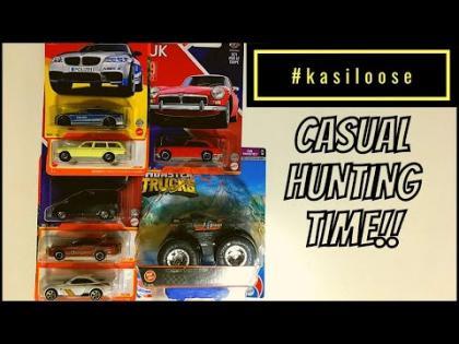#kasiloose - Casual Hunting Time (again) !!