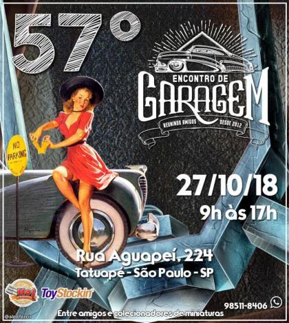 57º Encontro de Garagem