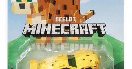 Um novo lote da série Minecraft da Hot Wheels