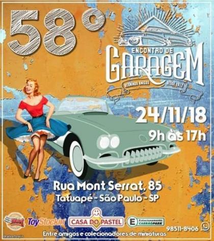 58º Encontro de Garagem