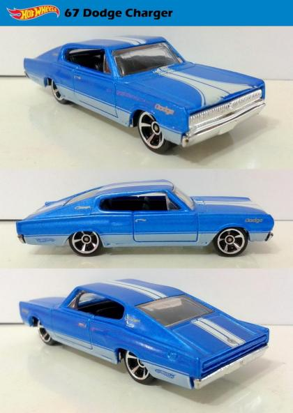 67 Dodge Charger / Muscle Mania 7 / 2010