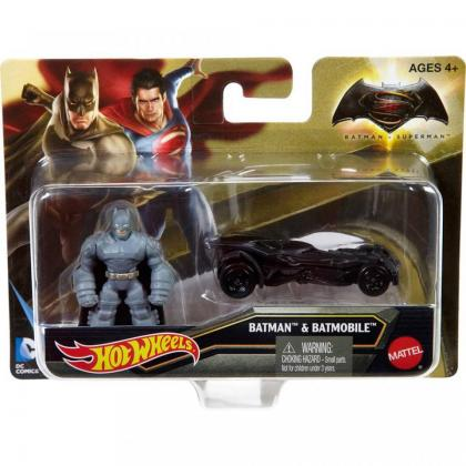 Hot Wheels Batman x Superman