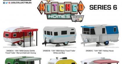 Mais trailers da Greenlight na série Hitched Homes