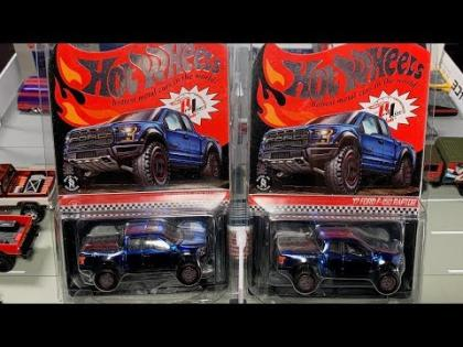 Lamley Live: Opening the Hot Wheels RLC Ford Raptor