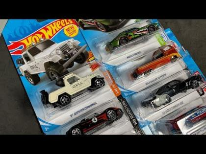 Lamley Showcase: Hot Wheels 2019 D Case Highlights