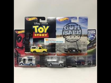 WHEELCOLLECTORS HOT OFF THE TRUCK! HOT WHEELS RETRO ENTERTAINMENT N CASE UNBOXING AND GIVEAWAY!!!!
