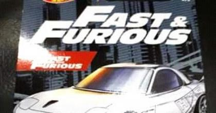 A nova série Fast And Furious da Hot Wheels!