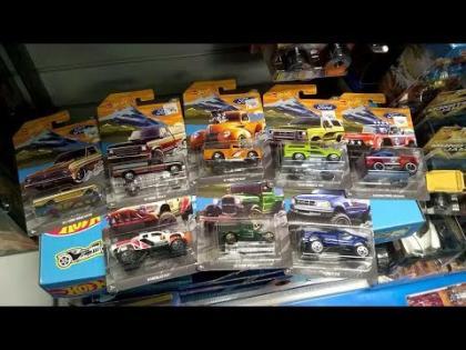 A série de pickups da Ford