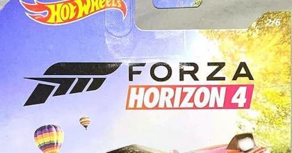 Os seis carros da série Forza da Hot Wheels para 2019!