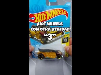 Hot wheels con otra utilidad PARTE 3 - Clip Rod y Fast Cash #shorts