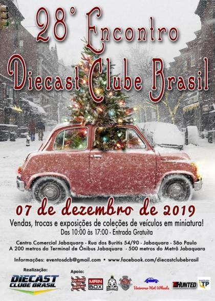 28º Encontro Diecast Clube Brasil