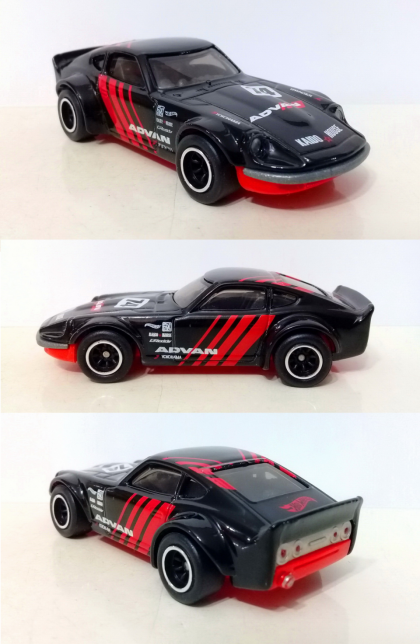 Nissan Fairlady Z / Custom / 2017 / Hot Wheels / VENDIDO