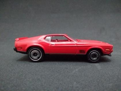 '71 Mustang Mach 1