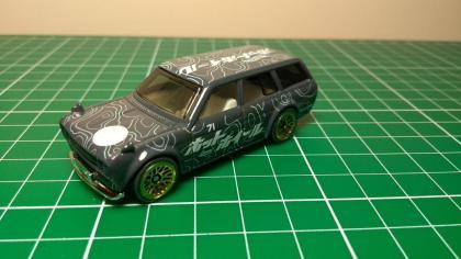 '71 Datsun 510 Wagon