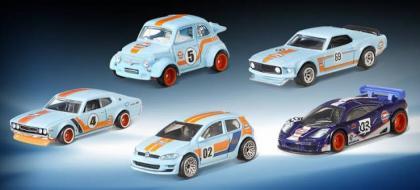 Minis em Foco Notícias: Lote Gulf Racing da série Car Culture