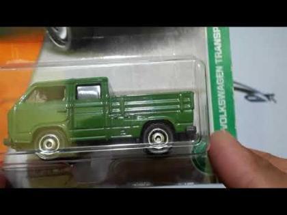 MATCHBOX VOLKSWAGEM TRANSPORTER CAB