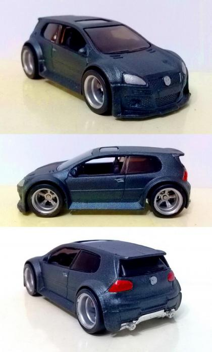 Volkswagen Golf GTI / Hot Wheels / Custom / VENDIDO
