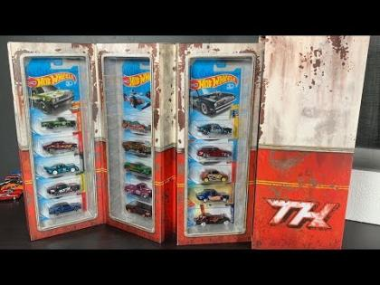 Lamley Preview: Hot Wheels RLC Exclusive Super Treasure Hunt 50th Anniversary Set