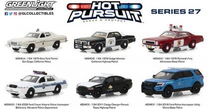 As fotos dos carros do lote 27 da série Hot Pursuit