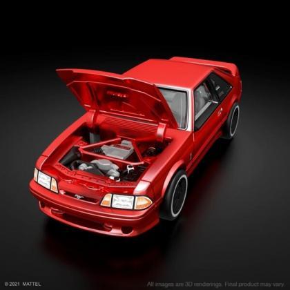 Um Mustang inédito amanhã no RLC, e com novas regras!