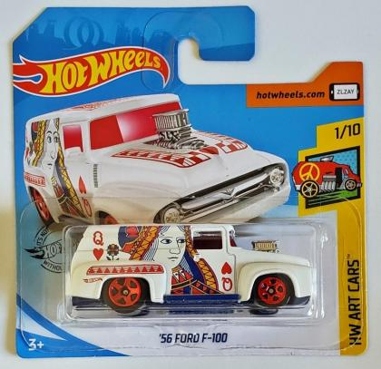 56 Ford F-100 Hot Wheels