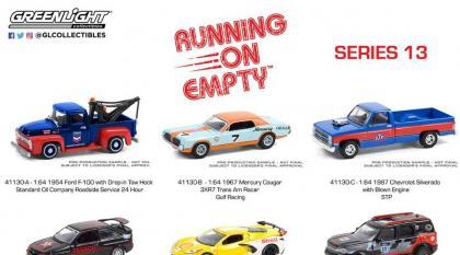 As fotos do lote 13 da série Running on Empty
