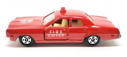 [REVIEW] Tomica Dodge Coronet Fire Chief Car