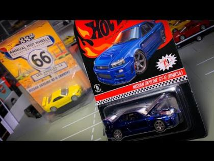 Lamley Preview: Hot Wheels RLC Exclusive Nissan Skyline R34