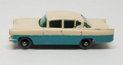 LaLD Car Week: Lesney Matchbox 1958 Vauxhall Cresta - the rarest Matchbox seen on LaLD