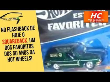 FLASHBACK DO SQUAREBACK