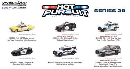 As fotos dos carros do lote 38 da série Hot Pursuit