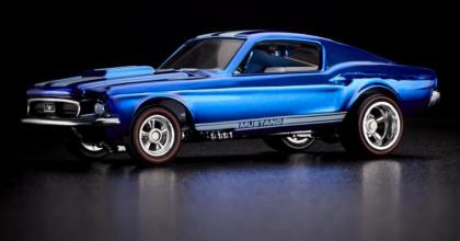 Um belo Mustang à venda hoje no Red Line Club