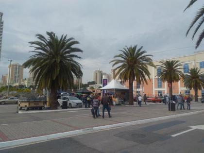 Fotos VI Encontro de Veículos Antigos Vale Sul Shopping