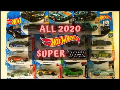 Showcase - Hot Wheels 2020 Mainlines $uper Treasure Hunts