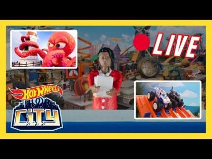 ???? LIVE from Hot Wheels City! | Hot Wheels