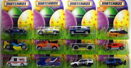 Matchbox Exclusivo Mercado Kroger EUA – Páscoa 2015.