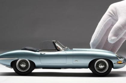 O curioso e exclusivo mundo dos carros em miniatura