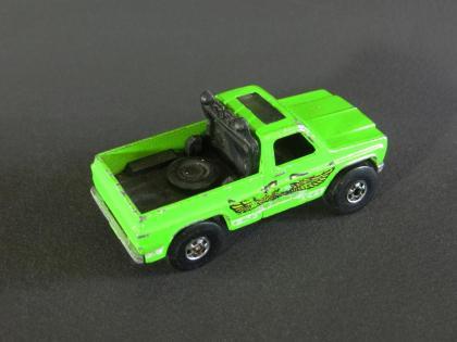 1980 Hot Wheels Bywayman