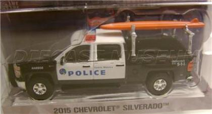 2015 Chevy Silverado Hot Pursuit