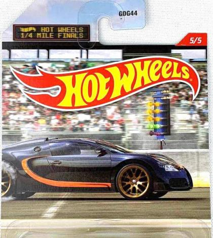 A nova série 1/4 Mile Finals da Hot Wheels