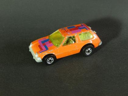 1980 Hot Wheels Packin' Pacer