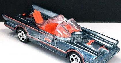 "O Batmobile ""chase"" da linha básica!"