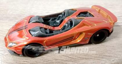 Mais uma Lamborghini como Super T-Hunt!