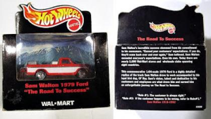 Hot Wheels - Sam Walton 1979 Ford