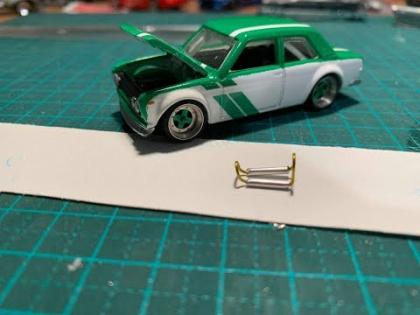 How to Hinge Hotwheels