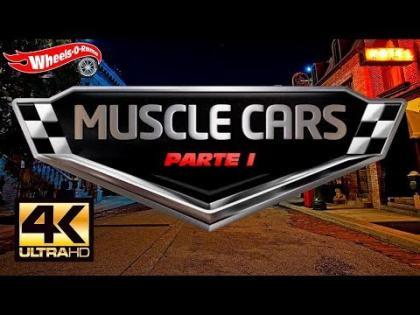 TAG de Muscle Cars (Parte 1)
