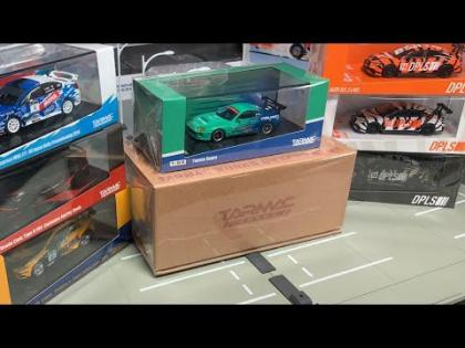 Lamley Live: Brand New Arrivals from Tarmac Works & Tomica Limited Vintage